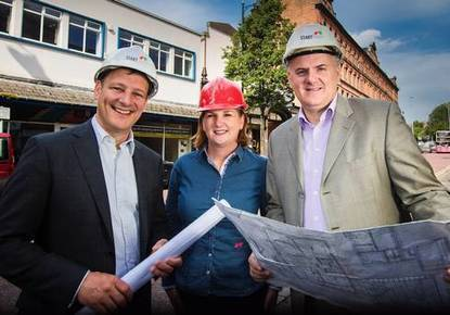 Programme to give a helping hand to start-ups in Northern Ireland - Belfast Telegraph   Doing business in Ireland   Scoop.it
