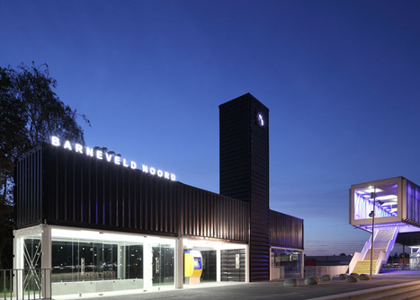 Barneveld Noord railway station by @NL_Architects | #Design | Scoop.it