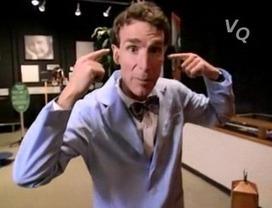 Ears and Hearing : Bill Nye on Sound (Part 3) | DESARTSONNANTS - CRÉATION SONORE ET ENVIRONNEMENT - ENVIRONMENTAL SOUND ART - PAYSAGES ET ECOLOGIE SONORE | Scoop.it
