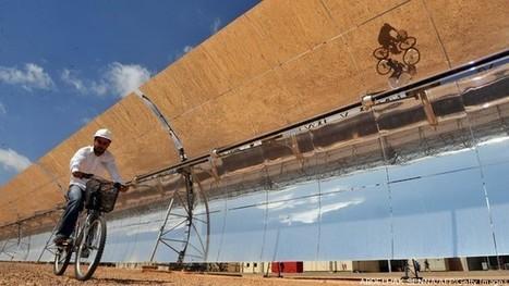 Solar Energy Developments in Morocco   Sustainable Energy   Scoop.it