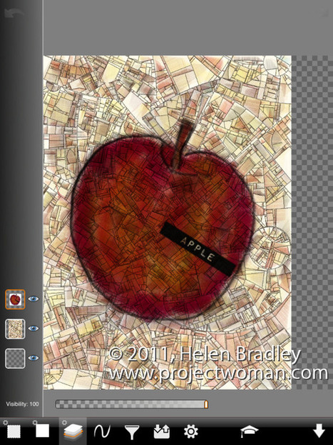 7 best art apps for the ipad for designers and artists | Crafting Goodness | teaching (kg) | Scoop.it