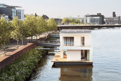 Autarkhome: Sustainable Floating Passivhaus | Passive House + Net Zero Energy Homes | Scoop.it