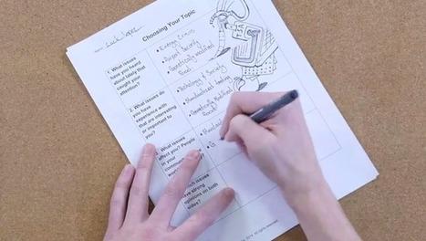 Argumentative Essay: Editing and Revising   Oakland County ELA Common Core   Scoop.it