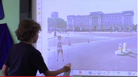 Visualizing the planet surface // Virtual school trip (Lastra a Signa, Florence) | Education_iTec_Italy | Scoop.it