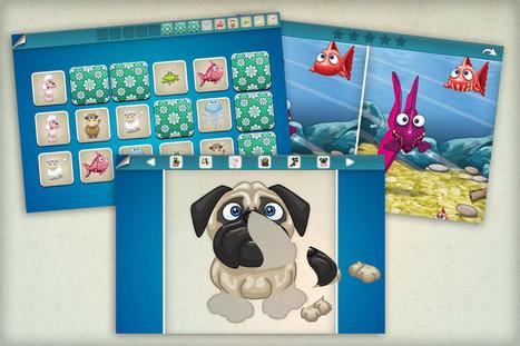 Best Apps for Kids - Playground mini | Tessa Winship.com Children's Picture Books | Scoop.it