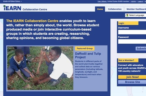 Getting to Know the iEARN Collaboration Centre Webinar | iEARN in Action | Scoop.it