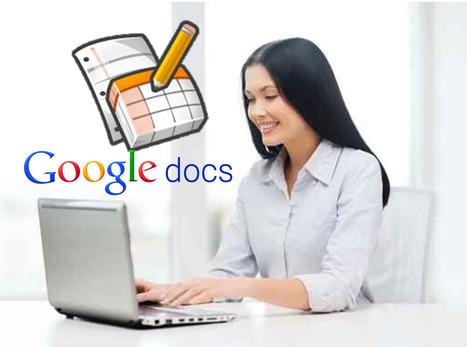 5 complementos de Google Docs para enriquecer el aprendizaje | Entornos Personales de Aprendizaje (PLE) | Scoop.it