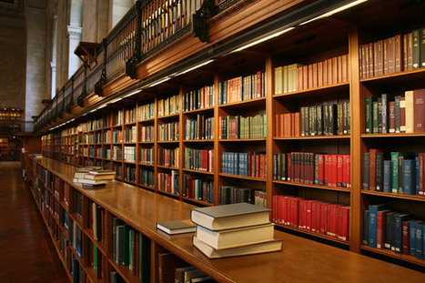 The Strange Affliction of 'Library Anxiety' and What Librarians Do to Help | Libraries and eLearning | Scoop.it