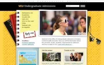 25 of the Best Websites for Educational Institutions | Vandelay Design Blog | 21st C Learning | Scoop.it