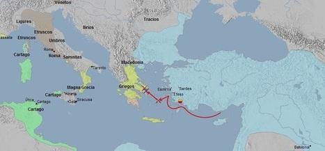 Geacron, el atlas físico-histórico interactivo definitivo | Geografía del mundo | Scoop.it