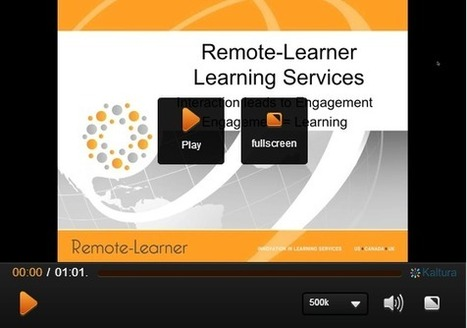"""Strategies for using Moodle to Increase Learner Engagement"" Recording available 