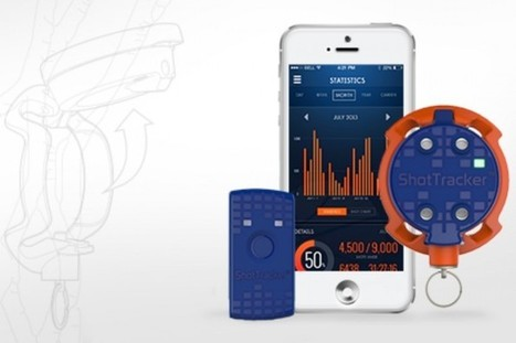 Wearable device improves basketball shooting skills | Wearable Tech and the Internet of Things (Iot) | Scoop.it