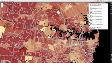 Mapping Consumer Spend | Digital Cartography | Scoop.it
