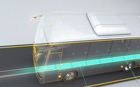 Smart Electric Roads Could Wirelessly Charge Running Vehicles | Technology News | Scoop.it