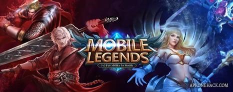Mobile Legends: Bang bang MOD Apk + OBB Data [R