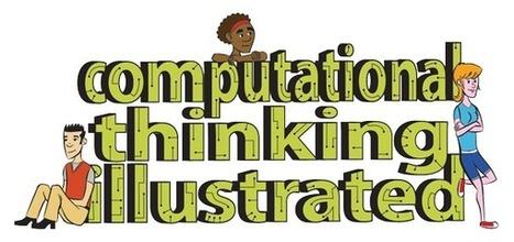 computational thinking illustrated | Tecnologia, pedagogia e conteúdos (TPACK) - TIC em contexto Educativo | Scoop.it