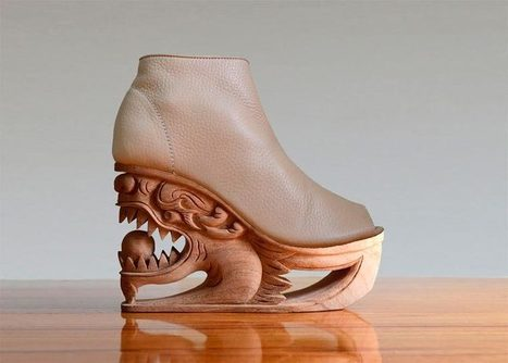 talon' in Tendances Mode & Création | Scoop.it