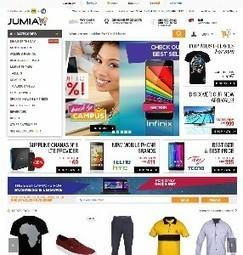 Ghana's Top 12 eCommerce Websites | IT News Africa- Africa's Technology News Leader | Websites - ecommerce | Scoop.it