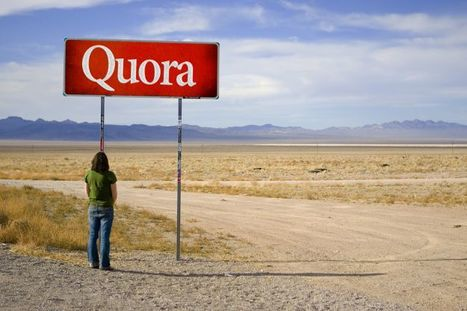 Silently but surely, Quora is growing thanks to Google | Digital Trends | Brand & Content Curation | Scoop.it