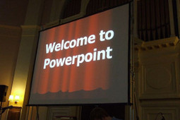 Quelques idées pour être certain de foirer une présentation | Bien communiquer | Scoop.it