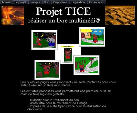 Réaliser un livre multimédia avec 3 outils gratuits | | Enlettrées | Scoop.it