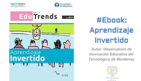 #Ebook: #Aprendizaje #Invertido - ProfesorOnlineProfesorOnline   Profesoronline   Scoop.it