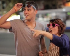 Invisible Ads Can Only Be Seen When Wearing Sunglasses [Video] - PSFK | rethinking brand | Scoop.it