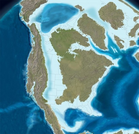 How presidential elections are impacted by a 100 million year old coastline | Geographic Information Sciences | Scoop.it