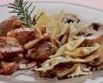 Pasta con pollo al vino blanco | Método Nova Line | Una vuelta por Italia a travéz de la pasta | Scoop.it