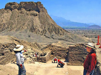 Archaeologists explore the last capital of the Mochica in Northern Peru   Histoire et Archéologie   Scoop.it