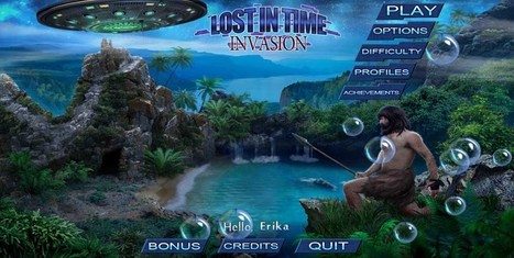 Invasion: Lost in Time Walkthrough: From CasualGameGuides.com | Casual Game Walkthroughs | Scoop.it