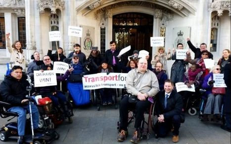 'We must keep banging the drum,' says bus campaigner after five-year fight for justice | Welfare, Disability, Politics and People's Right's | Scoop.it