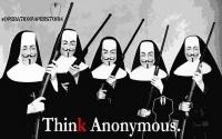 Dieu, Satan et lesAnonymous | web by Lemessin | Scoop.it