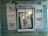 Only on the Beach: The Original Crabby Bill's | clearwater | Scoop.it