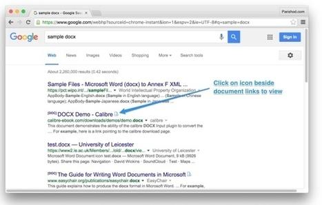 Docs Online Viewer. Ouvrir tous les fichiers dans votre navigateur - Les Outils du Web   Le Top des Applications Web et Logiciels Gratuits   Scoop.it