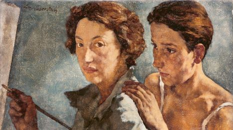 Lotte Laserstein. Face to Face : Kunsthalle zu ...