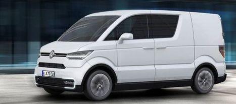 Nástupca Volkswagenu Transporter dorazí do konca roka   Doprava a technológie   Scoop.it