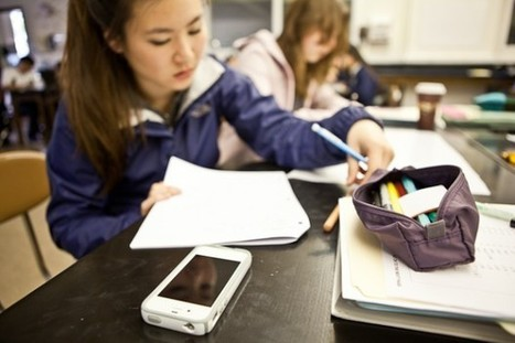 What it Takes to Launch a Mobile Learning Program in Schools | leading and learning | Scoop.it