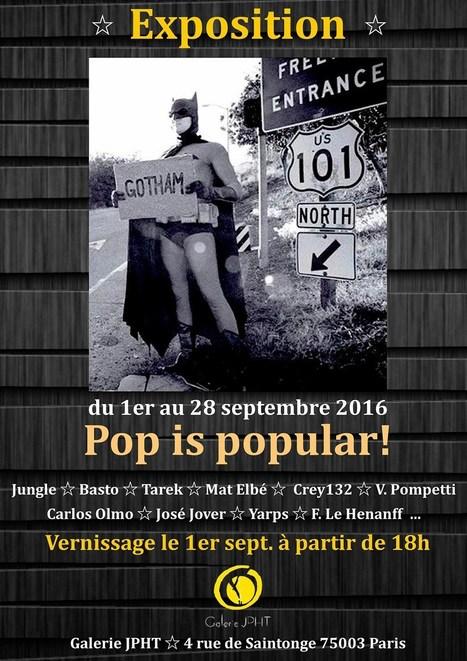 Pop is Popular ! | Tous les événements à ne pas manquer ! | Scoop.it