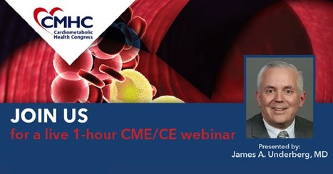 Live CME/CE Webinar – Patient-focused LDL-C Management and Risk Reduction in Clinical Practice: The Utility of PCSK9 Inhibitors | CME-CPD | Scoop.it
