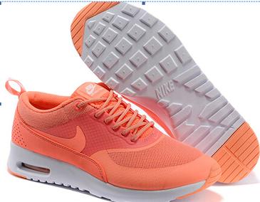 enormt lager onlinebutik Ganska nice 2014 Nike Air Max Thea Print Femme orange' in Handbags for Women ...
