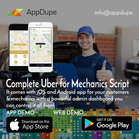 uber for courier clone script | uber like app t