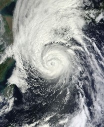 How Big Data Can Boost Weather Forecasting | visual data | Scoop.it