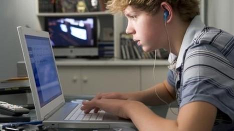 Jong, online en … verbonden?   Kinderen en internet   Scoop.it