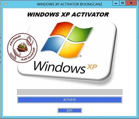 Windows Xp Sp3 Loader By Daz | My First JUGEM