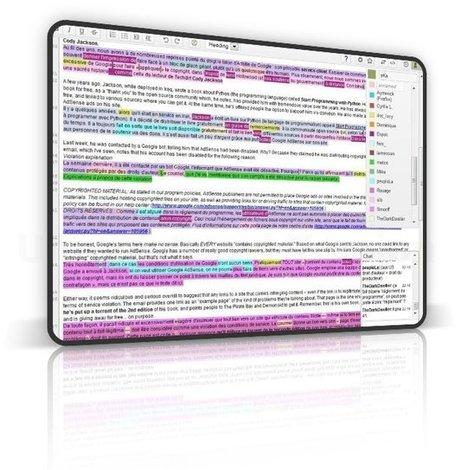Framapad : Une nouvelle version spectaculairement améliorée ! - Framablog | Médias sociaux et enseignement | Scoop.it