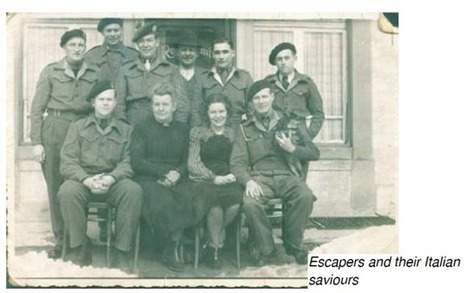 Italy's Courage: The unknown story of WW2 escapees and the Italian peasantry | Le Marche another Italy | Scoop.it