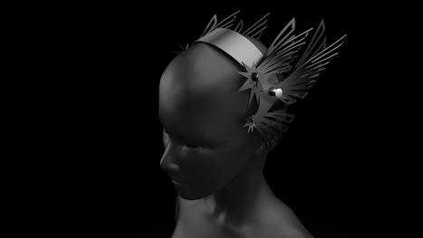 Accessoires coutures créés et réalisés en 3D par @JulienFournié et @3DS_FashionLab | FashionLab | Scoop.it
