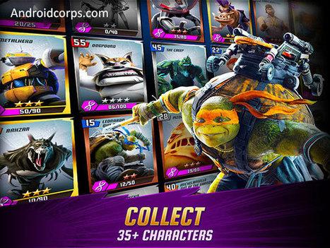 Ninja Turtles Legends Mod Apk v 1 10 9 (Mod Mon