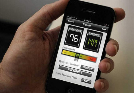 Atrial Fibrillation Detection App Shaping Up; Awaiting FDA Clearance | Healthcare Innovation | Scoop.it
